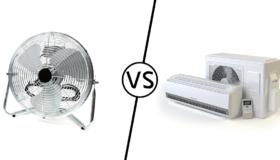 Comparatif ventilateur climatiseur