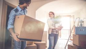 Etapes déménagement